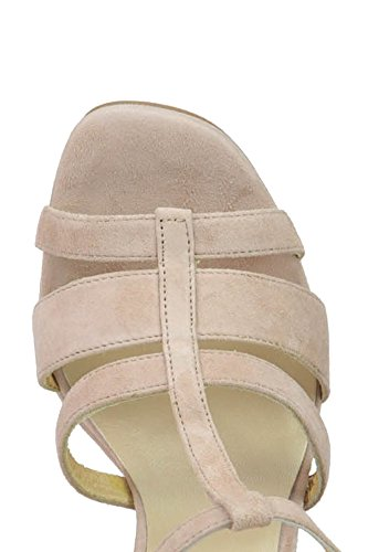 MCGLCAT03061E YIL Suede Wedges MARCELA Grey Women's HwFzxqO