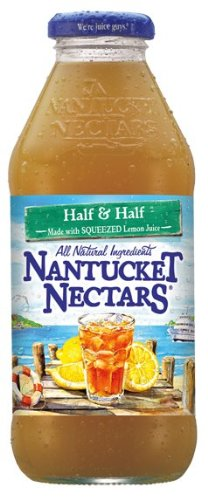 (Nantucket Nectars Half & Half 16 Oz. (12 Pack Case))