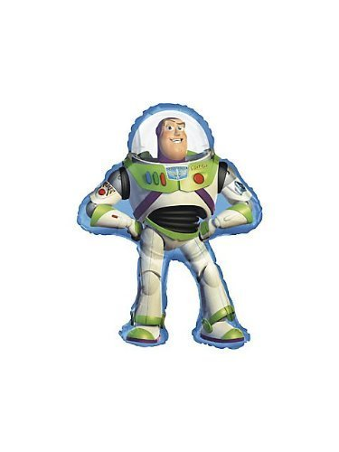 - amscan Anagram Toy Story 'Buzz Lightyear' Supershape Balloon (1ct)