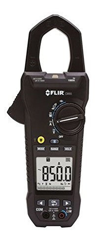 1000A Power Clamp Meter with VFD and Bluetooth - FLIR CM85