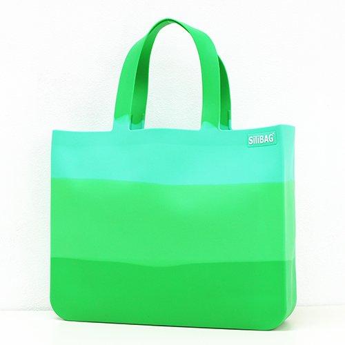 【国内正規品】 SiliBAG-mini シリバッグ ミニ B071PDK61C Bright Green Bright Green