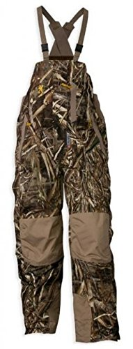 Browning Duck Blind - Browning 3063127604 Wicked Wing Insulated Bib, Realtree Max 5, X-Large