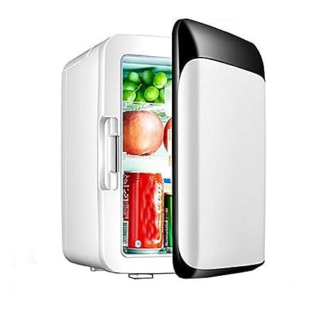 GOZAR Refrigerador De Coche Mini Nevera Coche Casa De Doble Uso ...