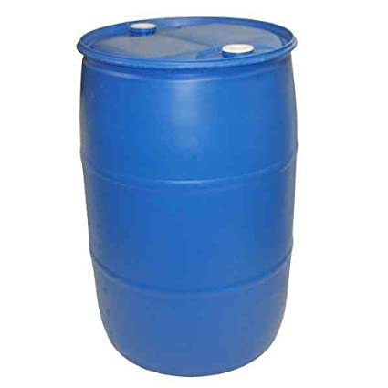Superbe 55 Gallon Water Storage Barrel