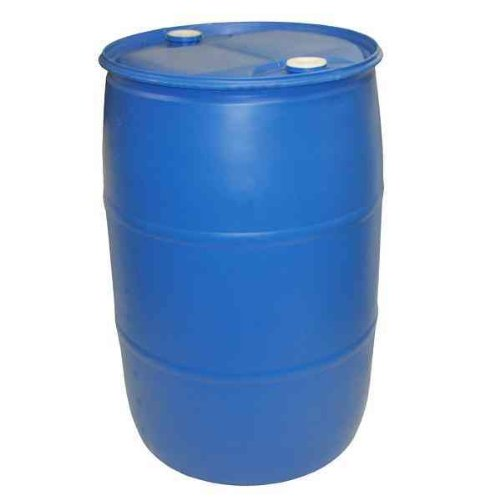 55 Gallon Water Storage Barrel