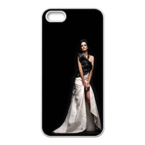 Celebrities Eva Green iPhone 5 5s Cell Phone Case White DIY Present pjz003_6602739