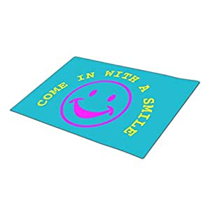 GoGy Monogrammed Door Mat Edda Froehlich Funny Door Mat
