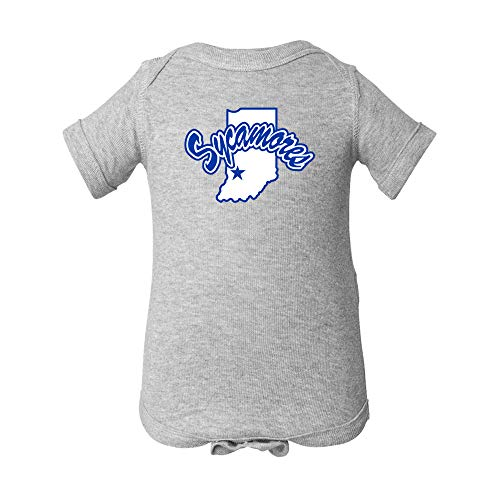 NCAA Indiana State Sycamores PPINS01, G.A.4400, HTHR, 3TO6