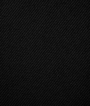 Black Gabardine Fabric - by the Yard for sale  Delivered anywhere in Canada