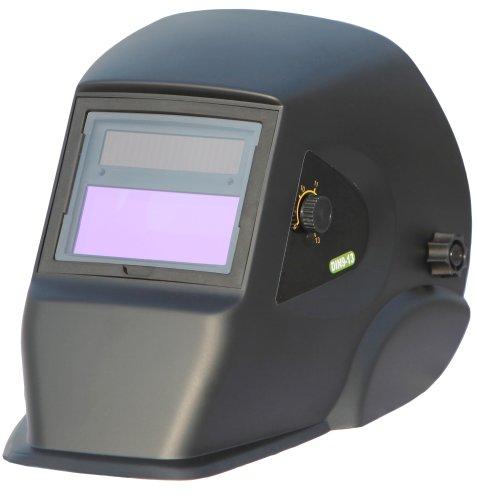 ArcPro 20702 Auto-Darkening Solar Powered Welding Helmet wit