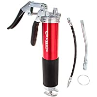 BIG AUTOPARTS Heavy Duty Grease Gun 4500 PSI 14 OZ Pistol...