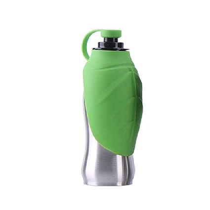 Liyanan Botella de Agua para Perros - Acero Inoxidable y ...
