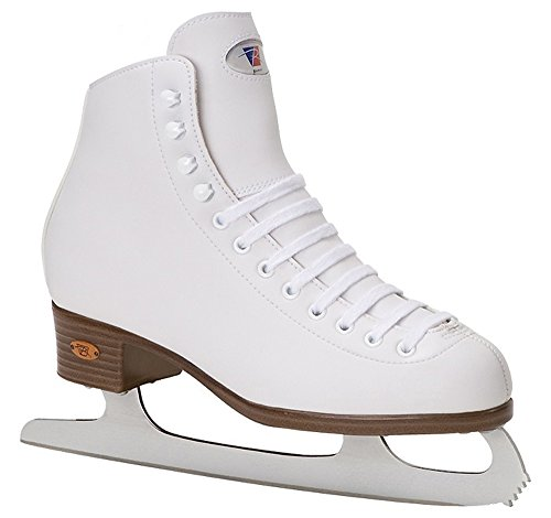À figurine Glace Riedell Blanc 112 Ruban nbsp;patins Ywq66fXI
