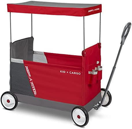 Radio Flyer All-Terrain 3-in-1 EZ Fold Wagon