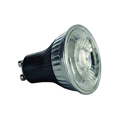 Sylvania LED GU10 Bombilla, 5,5 W, LED SMD, 3000 K, 40 °, GU10, intensidad regulable, eficiencia energética: A +: Amazon.es: Iluminación