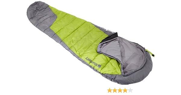 Lafuma Schlafsack Ecrins 40 - Saco de dormir momia para acampada, color loro verde, talla 40: Amazon.es: Deportes y aire libre