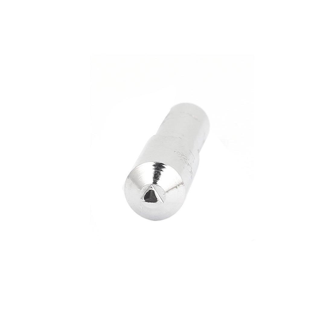 sourcing map 3//8 pollici diametro 2 lungo mola punta diamante singola penna Dresser