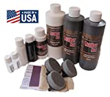 Blend It On Furniture Leather Max Complete Room/Large Sectional Kit/Leather Repair & Refinish/The Only Repair Refinish You Will Ever Need (Dark Brown)