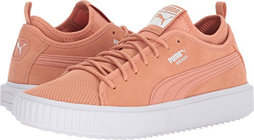 PUMA Men's Breaker Mesh Muted Clay White 14 D US brand new unisex cheap price cheap sale pre order discount footlocker cheap sale footlocker pictures 3EHr70