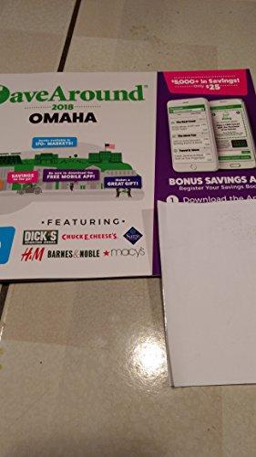 2018 Save Around Coupon Book - Omaha, NE