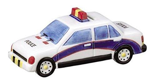 Florida Bank (Ceramic Police Car Coin Bank)