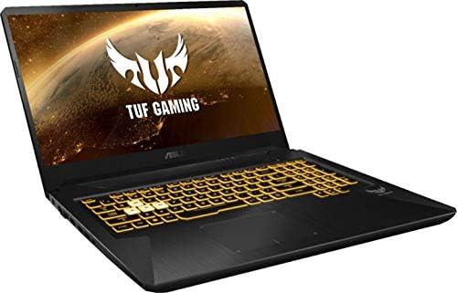2019 ASUS TUF 17.3″ FHD Gaming Laptop Computer, AMD Ryzen 7 3750H Quad-Core up to 4.0GHz, 16GB DDR4 RAM, 512GB PCIE SSD + 2TB HDD, GeForce GTX 1650 4GB, 802.11ac WiFi, Bluetooth 4.2, HDMI, Windows 10 41Z1t7mWErL