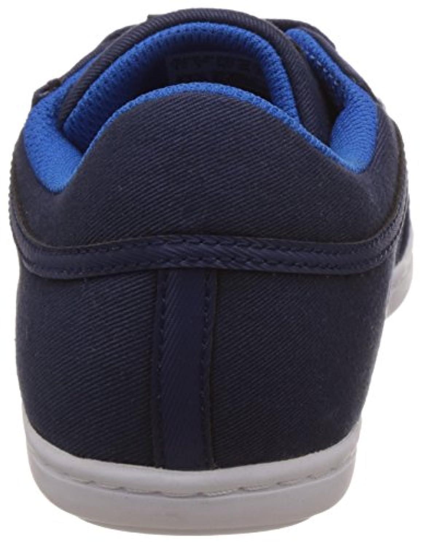 adidas Originals Plimcana Low K, Children's Unisex Trainers Blue Size: UK 2.5