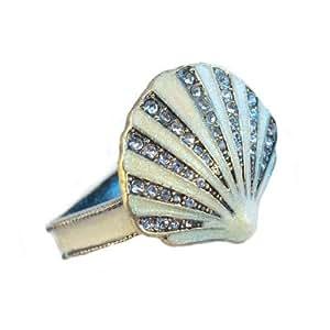 Sea Shell Napkin Rings (Set of 4)