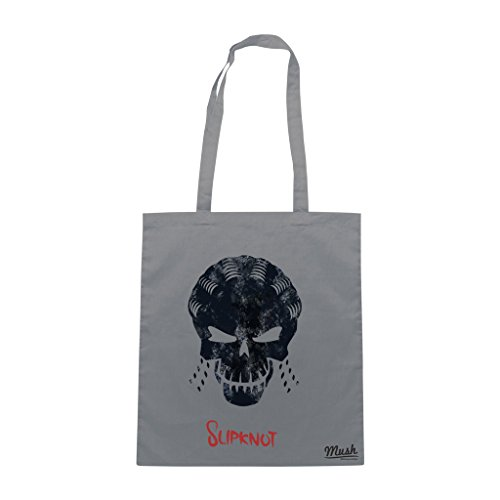 Borsa SUICIDE SQUAD SLIPKNOT - Antracite - FILM by Mush Dress Your Style