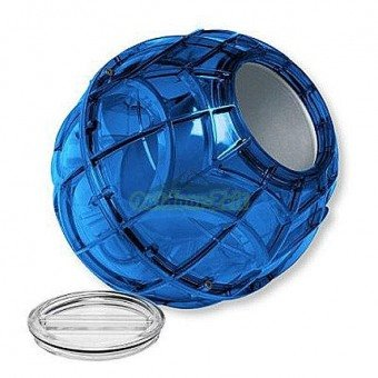 Play and Freeze Ice Cream Maker Ball Blue Quart