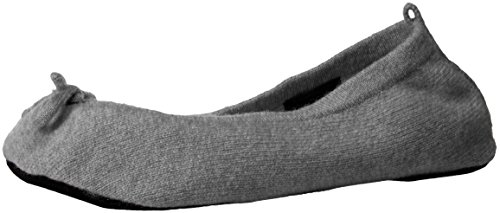 Sofia Cashmere Women's Cashmere Travel Set - Ballet Slippers, Nightmist + Flint, Small / Medium by Sofia Cashmere