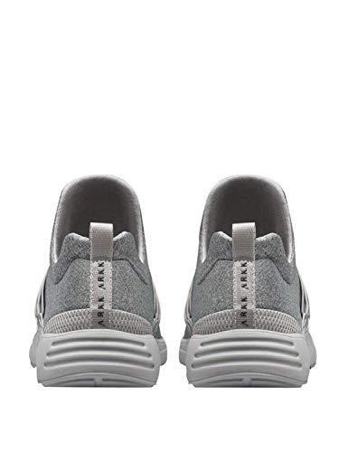 Mesh S Arkk Men's e15 Raven In Sneakers 46 Copenhagen Size Grey ZFnInxqw