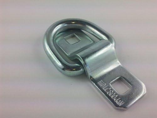 iapyx/® capacit/à di circa 816 kg Set da 6/pezzi di anelli di stivaggio
