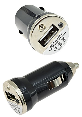Mini Zigarettenanzünder USB Kfz Adapter Auto Lader Ladegerät LKW PKW (1000 mA) für Apple Watch / Apple Watch Sport / Apple Watch Edition