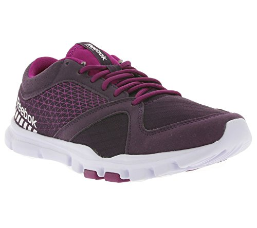 Reebok WoMen Yourflex Trainette 7.0 Fitness Shoes (Lilla)
