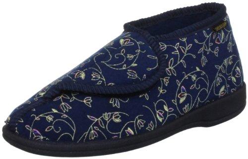 Dunlop Betsey - Zapatillas de casa de sintético mujer azul - azul marino