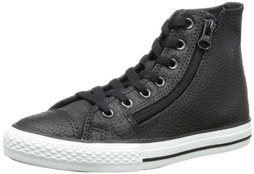 Converse Chuck Taylor All Star Rock Dz Hi, Baskets mode mixte enfant Noir