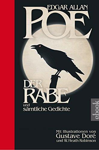 Amazoncom Der Rabe Und Sämtliche Gedichte Mit