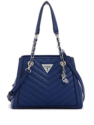 GUESS Factory Andrews Quilted Satchel (Guess Handbag Under $50)