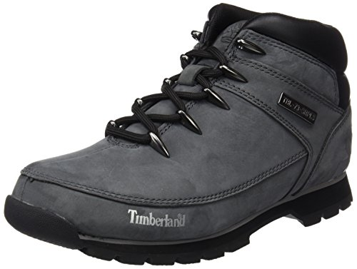 Timberland Men's Euro Sprint Hiker Grey Leather Boot (A17K3)