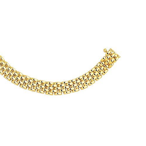 14K Solid Yellow Gold Fashion