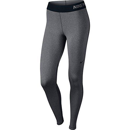 Nike Pro Cool Women's Tights (X-Large, DARK GREY/HTR/DARK GREY/BLACK)