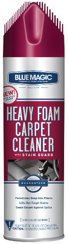 Buy Bargain Blue Magic 912 Heavy Foam Carpet Cleaner with Stain Guard - 22 oz.