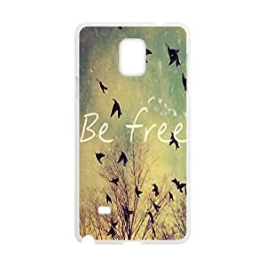 be free Phone Case for Samsung Galaxy Note4