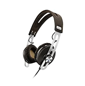 Sennheiser Momentum 2.0 On-Ear  - Auriculares de diadema cerrados, compatible con Apple iOS, color marrón
