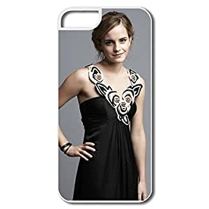 Slim Fit Custom Hard Skin Nice IPhone 5 5s Cases - Emma Watson Best 2009