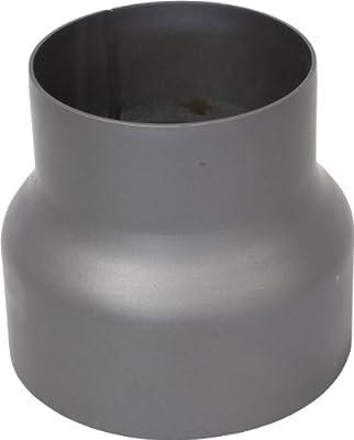 Reducción Reductor para tubo de chimenea – 150 A 120 mm: Amazon.es: Jardín