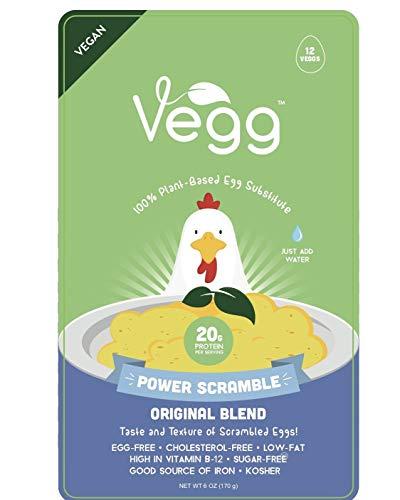 The Vegg - Vegan Power Scramble Mix - 6 Oz (8 Veggs)