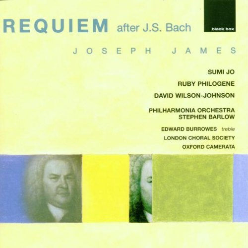 (James/Requiem After Bach by Lcs/Corp/Oxford Cam/Summerly (2002-04-11))