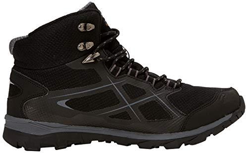 Homme Chaussures Regatta granit Hautes Randonnée Kota Mid De Noir black qqrAYTE